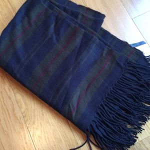 Urban Outfitters blanket scarf with tassels